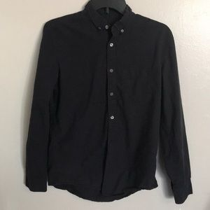 Forever 21 men's dress shirt size extra small